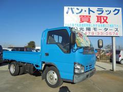 エルフトラック全低床 積載量2トン 荷台10尺