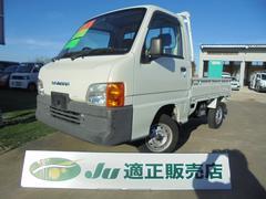 サンバートラックJA 4WD 走行26300km 軽トラ