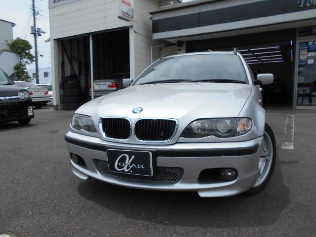 BMW 318iツーリング Mスポーツパッケージ CD ETC