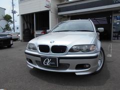 BMW318iツーリング Mスポーツパッケージ CD ETC