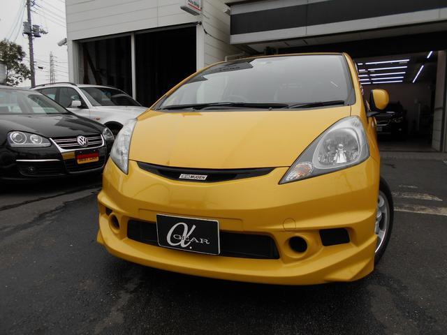 ホンダ RS ワンオーナー 無限フルエアロ 無限15インチアルミ