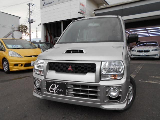三菱 R 4WD ターボ ナビTV