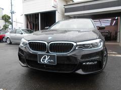 BMW523i Mスポーツ 純正HDDナビ フルセグTV ACC