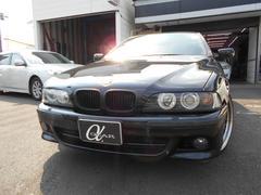 BMW530i Mスポーツ 社外19インチアルミ サンルーフ