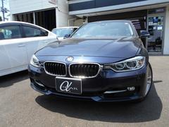 BMWアクティブハイブリッド3スポーツ ワンオーナー 黒革シート