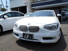 BMW116i スタイル ワンオーナー 純正HDDナビ フルセグ