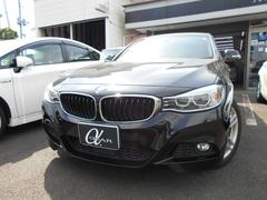 BMW320iグランツーリスモ Mスポーツ 純正HDDナビ ACC