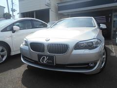 BMW523i ハイラインパッケージ 黒革シート サンルーフ