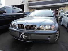 BMW325i ハイラインパッケージ ワンオーナー 黒革シート