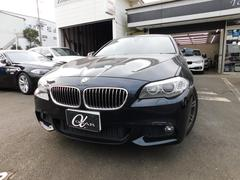 BMW523i Mスポーツパッケージ 純正HDDナビ フルセグTV