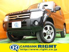 パジェロミニVR パートタイム4WD ターボ キーレス Wエアバック
