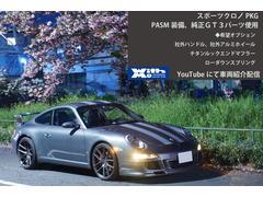 ポルシェ911 カレラS スポーツクロノ 純正GT3エアロ