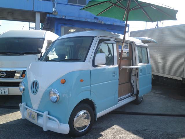 スズキ Wバス仕様 移動販売 キッチンカー