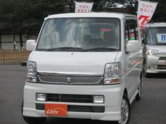 エブリイワゴンPZターボスペシャル 4WD 両側電動スライドドア HID