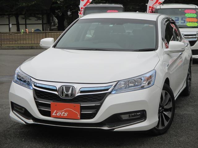 ホンダ EX 禁煙車 インターナビ 本革 フルセグ ETC