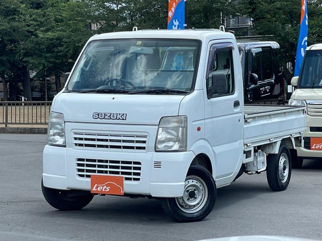 スズキ KC農繁仕様 エアコン 5MT 4WD