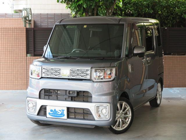 ダイハツ G SA 4WD ワンセグ純正メモリーナビTV Bカメラ