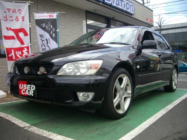 トヨタ RS200 Zエディション EGスターター タイベル交換済み