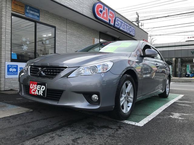 トヨタ 250G リラックスセレクション 純正SDナビ バックモニタ