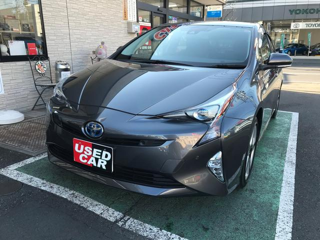 トヨタ Aツーリングセレクション 9インチ純正ナビ セーフティセンス