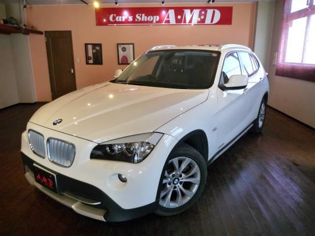 BMW xDrive 25i ハイラインパッケージ