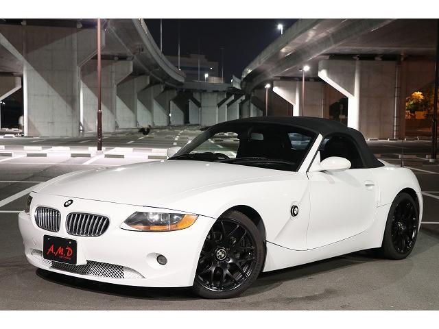 BMW 2.5i 社外18インチホイール 黒 本革シート