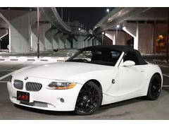 BMW Z42.5i 社外18インチホイール 黒 本革シート