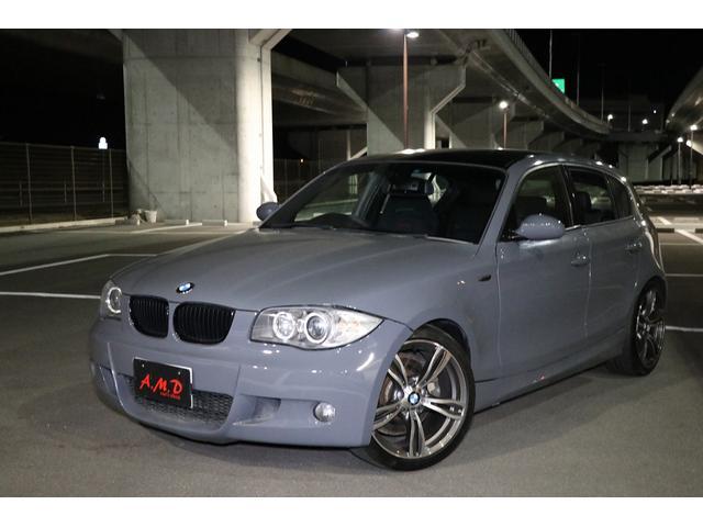 BMW 130i Mスポーツ  車高調 レカロシート マフラー