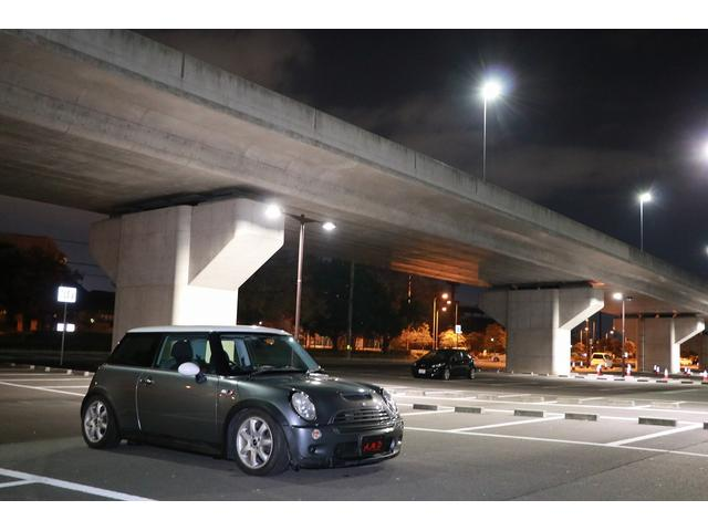 MINI MINI クーパーS 車高調  マフラー スーパーチャージャー
