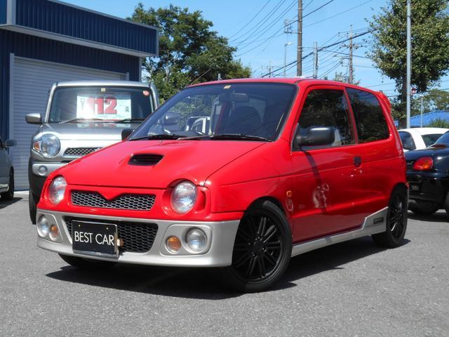 スズキ RS/Z ツインカムターボ 5速  ローダウン