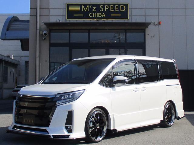 トヨタ Si M'z新車コンプリート 両側電動 車高調 19AW