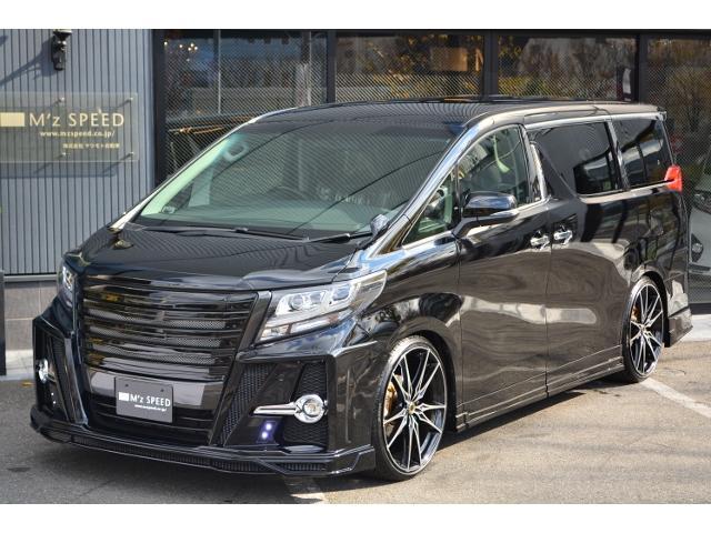 トヨタ 2.5S両側電動 ZEUS新車コンプリート 車高調 22AW