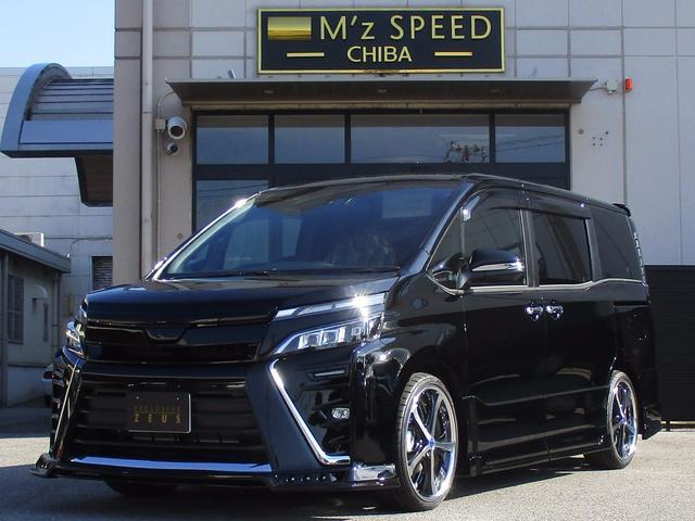 トヨタ ZS M'z 新車コンプリート 両側電動 エアロ 19AW