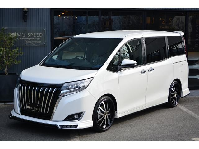 トヨタ Gi M'z新車コンプリート 両側電動 車高調 19インチ