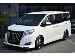 エスクァイアGi ZEUS新車コンプリート 両側電動 車高調 19インチ