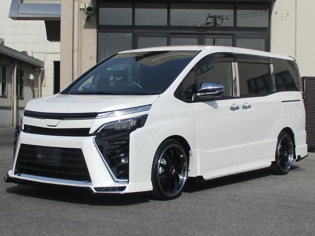 トヨタ ZS 煌 M'z 新車コンプリート エアロ 車高調 19AW