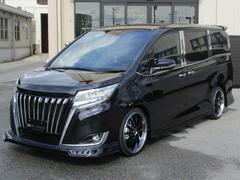 エスクァイアGi M'z新車コンプリート 車高調 エアロ 19AW