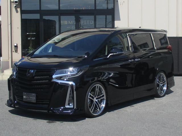 トヨタ 2.5S M'z新車コンプリート 22AW 車高調 エアロ