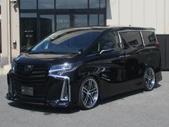 アルファード2.5S M'z新車コンプリート 22AW 車高調 エアロ