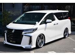 アルファード2.5S M'z新車コンプリート 車高調 22AW エアロ
