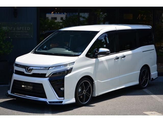トヨタ ZS 煌 新車コンプリート エアロ ローダウン 18インチ
