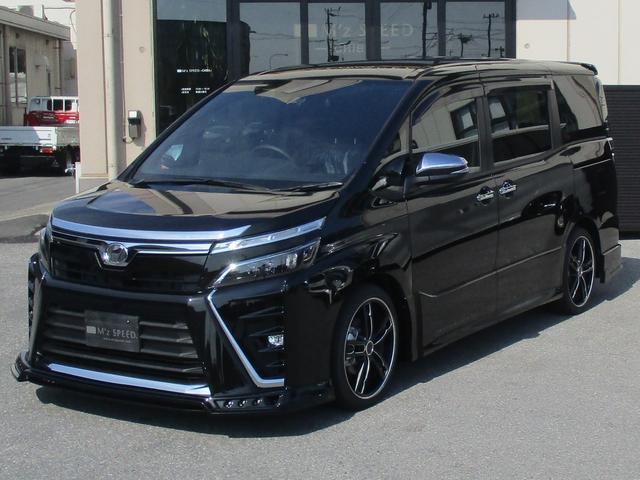 トヨタ ZS 煌 Mz新車コンプリート ローダウン 18AW エアロ