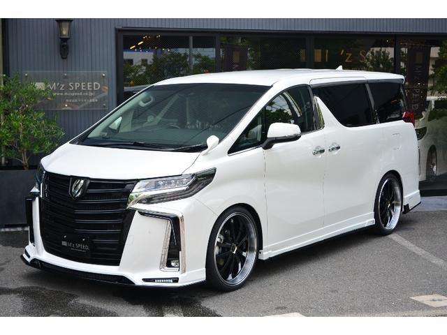 トヨタ 2.5S C 3眼 M'z新車コンプリート エアロ 車高調
