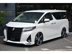 アルファード2.5X 両側電動 Mz新車コンプリート 車高調 22AW