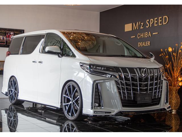 トヨタ 2.5S DA 両側電動 SR Mz新車コンプリート 車高調