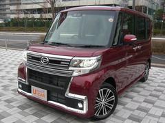 タントカスタムRS トップエディションSAIII 試乗車UP