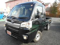 ハイゼットトラックジャンボ 当店試乗車UP車 黒ジャンボ