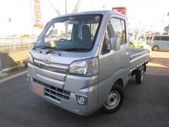 ハイゼットトラックエクストラ 4WD 4速AT 用品3万円プレゼント対象車