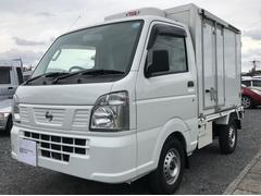NT100クリッパートラックDX −20度低温冷凍車 東洋ブラザー製 登録済未使用車