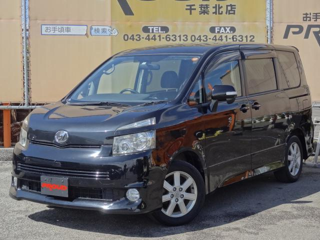 トヨタ ZS HDDナビ フルセグTV 両側電動扉 後席モニター